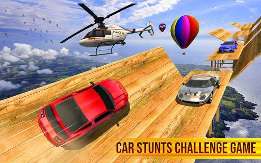 Speed Car Stunts 2018: Extreme Tracks Racing Games 1.0.3 screenshots 2