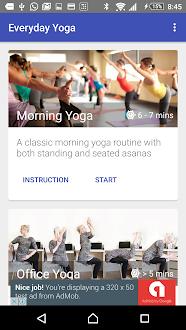 Everyday Yoga Gratis