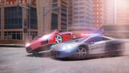 Police Car Chase -Thief  Pursuit game 2019 screenshots apkspray 7