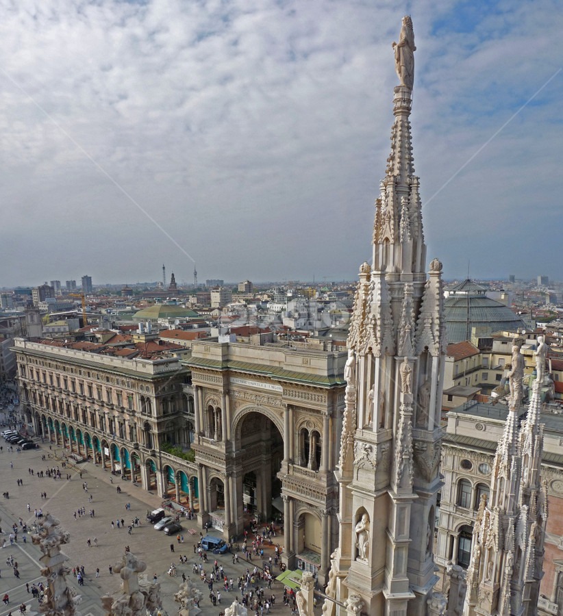 Milan by Filippo Bianchi - Buildings & Architecture Public & Historical