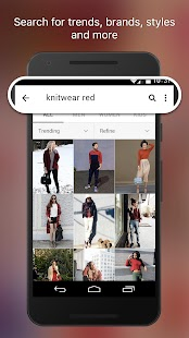 WEAR - Fashion Lookbook- screenshot thumbnail