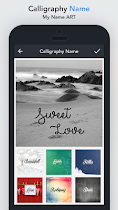 My Name In Calligraphy - screenshot thumbnail 04
