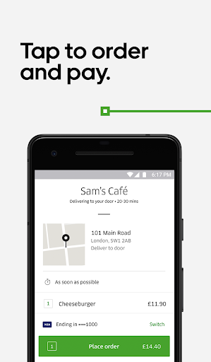 Uber Eats Local Food Delivery Apps On Google Play