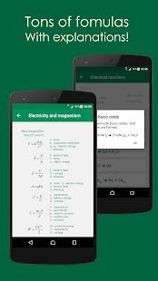 EasySolve - Formula Calculator - náhled