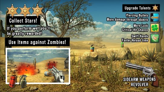 Last Hope – Zombie Sniper 3D [Dinheiro Infinito] 4