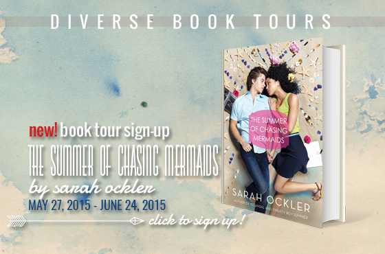 The Summer of Chasing Mermaids Tour!
