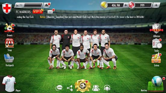 Game Football Master 2018 APK for Windows Phone