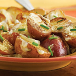 Grilled Ranch Potatoes.