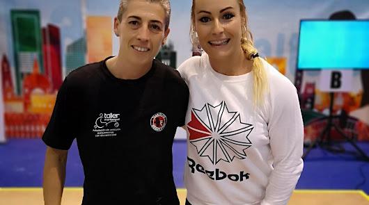 Josefa Pérez y María José López son de oro