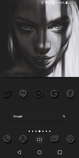 Type-4 Icon Pack screenshot 5