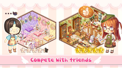 Kawaii Home Design - Decor & Fashion Game filehippodl screenshot 2