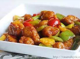 Sweet & Sour Pork Recipe