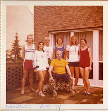 Photo: VanAaken+USTeam 1974, Waldniel, WG
