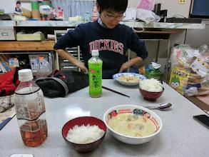 Photo: じゃがとふたりっきりのディナー