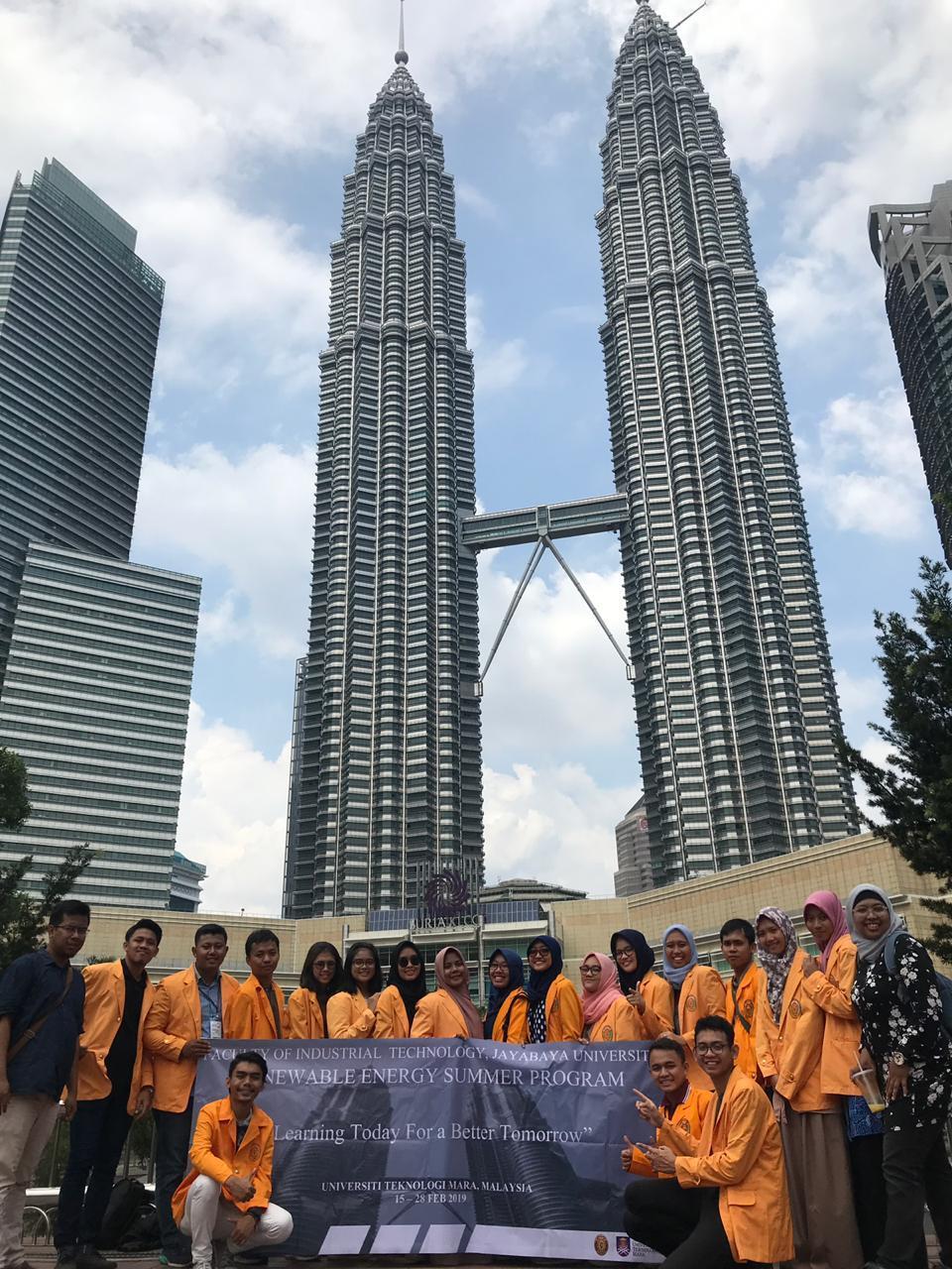 Kunjungan Universitas Jayabaya ke Malaysia
