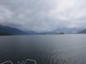 Photo: Lago Manapouri, camino del fiordo Doubtful Sound