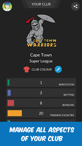Wicket Super League - A Cricket Manager Game! 0.9999 de.gamequotes.net 2