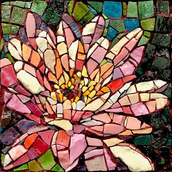 Kew Gardens Waterlily by Brenda Pokorny MOW1075