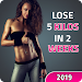 lose belly fat for women Icon