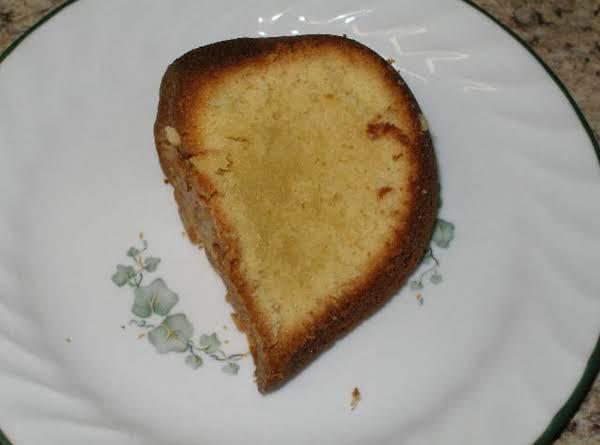 My Best Pound Cake Recipe