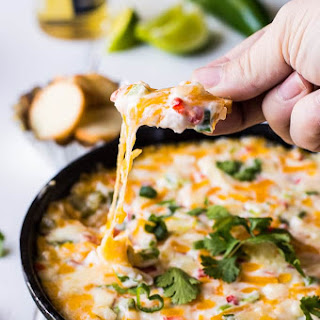Tex Mex Hot Pimento Cheese Dip Recipe
