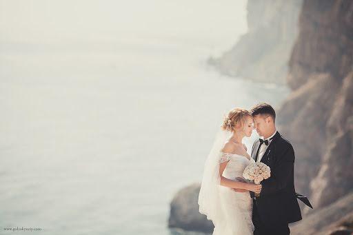 Wedding photographer Yuriy Golyak (golyak). Photo of 14.02.2013