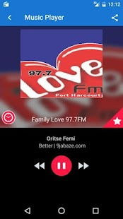 [Family Love FM] Screenshot 3