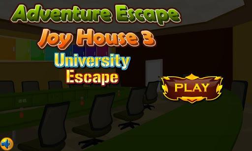 冒險逃生歡樂之家3