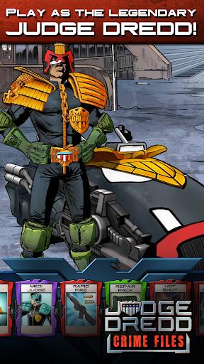 Judge Dredd: Crime Files screenshots 1
