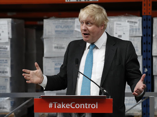 Johnson promises to deliver Brexit, but some aren't buying it