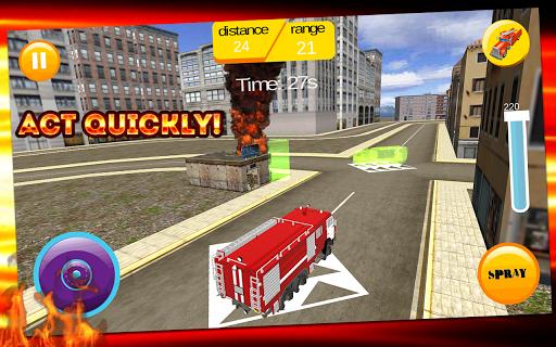 Fireman Simulator 3D