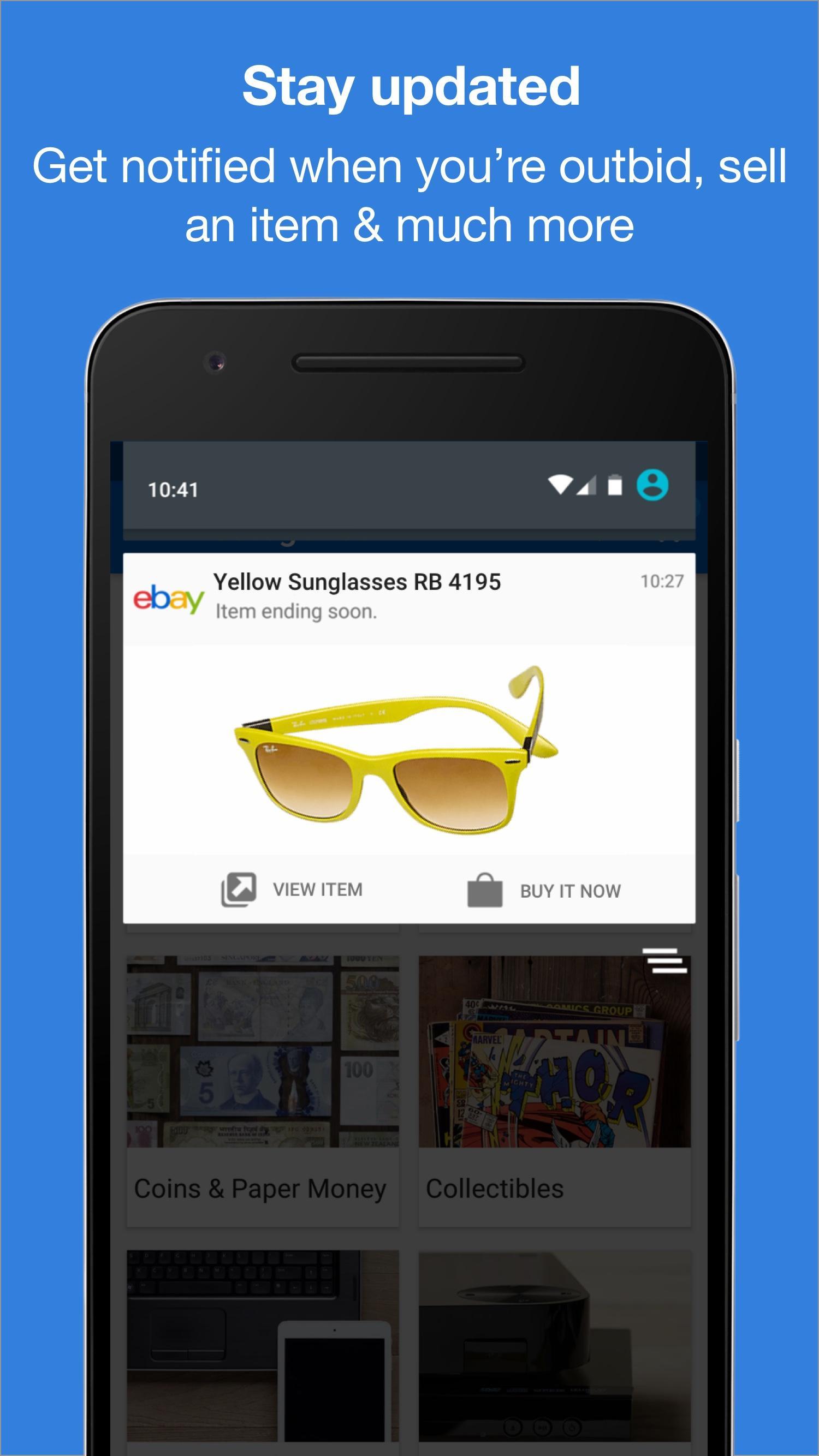 eBay - Buy, Sell, Bid & Save screenshot #3
