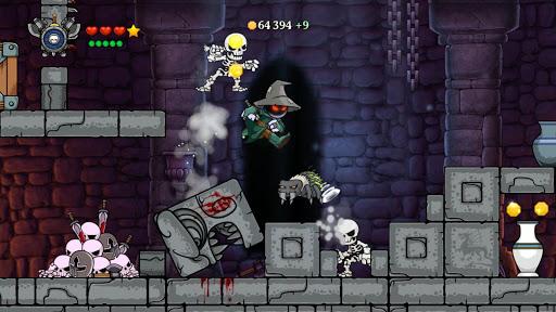 Code Triche Magic Rampage APK MOD screenshots 2