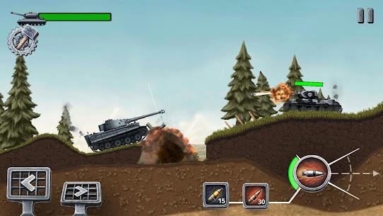 Front Line Hills: Tank Battles 2