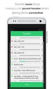 File transfer & share yooSEND screenshot 3