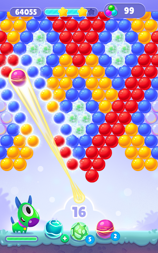 The Bubble Shooter Storyu2122 apkpoly screenshots 6