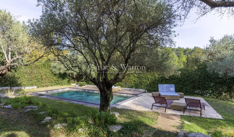 Villa avec piscine et terrasse Solliès-Toucas