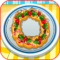 Christmas Cake Maker Game icon