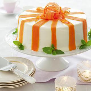 Carrot Ribbon Cake
