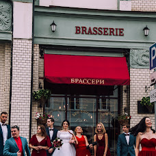 Wedding photographer Kseniya Bazderova (kbaz). Photo of 20.01.2018