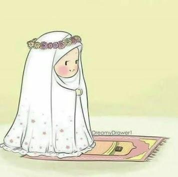 Download Cute Hijab Cartoon Muslim Hd Wallpaper Apk Latest Version