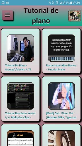 Download Piano Tutorial  Google Play softwares - aM4VHko4xJFt | mobile9