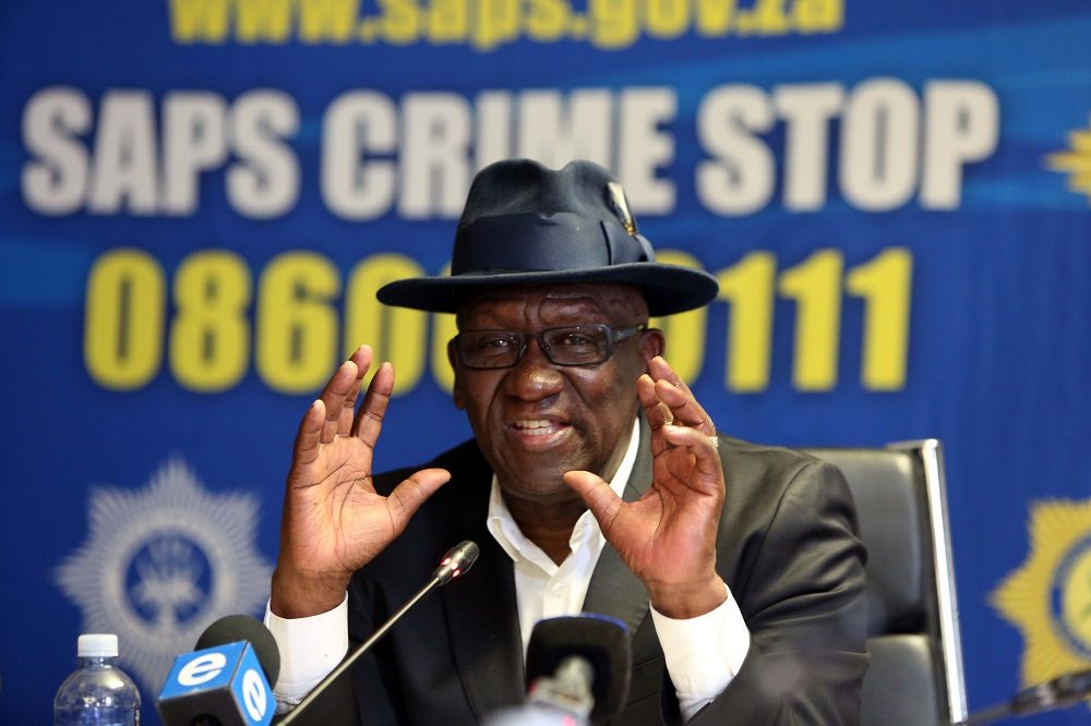 Police minister Bheki Cele to visit family of woman killed in shoot-out in Alexandra - TimesLIVE