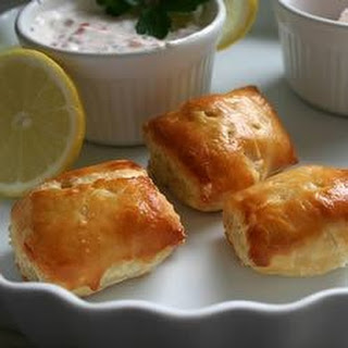 Salmon Puffs Appetizer Recipes