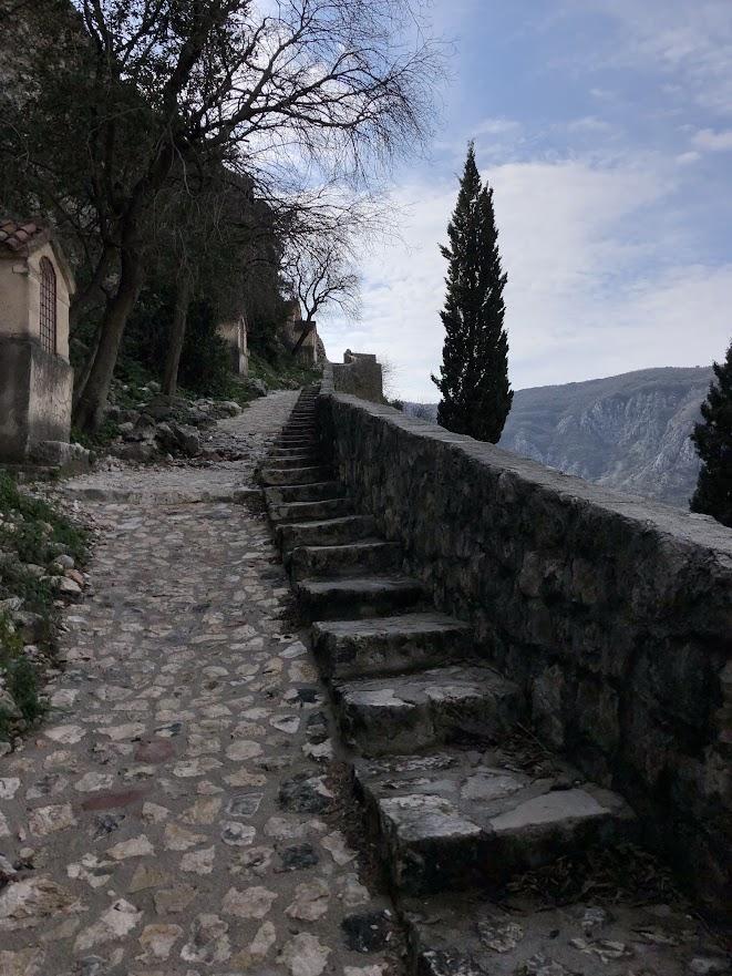 Kotor Hike