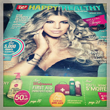 Photo: There's Fergie looking very glam on the cover.