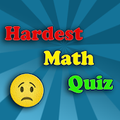 The Hardest Math Quiz