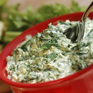Five-Minute Spinach Dip.