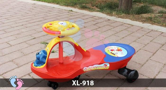 Xe lắc trẻ em Broller XL-918 8