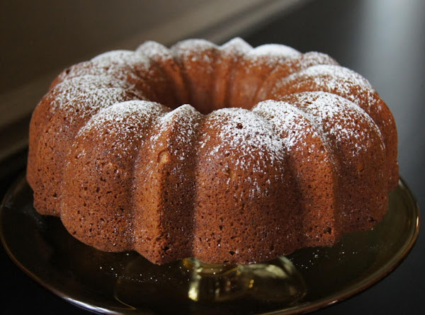 Nut Cake Recipe